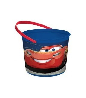 Cars 3 Favour Container