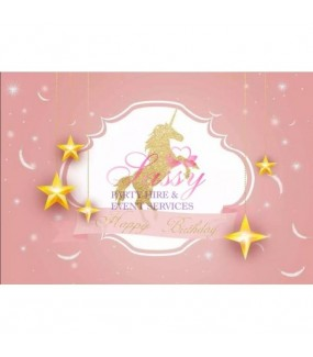 Unicorn Backdrop D