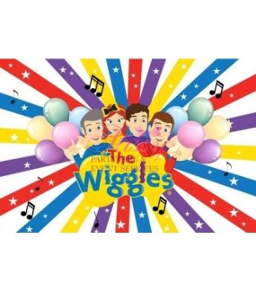 Wiggles Backdrop