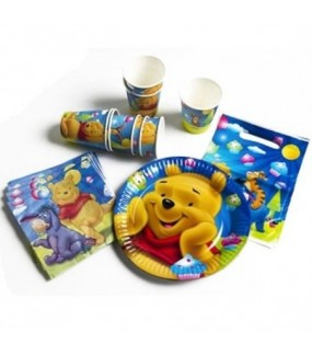 Winnie The Pooh Party Pack