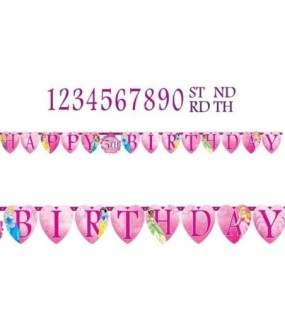Princess Jumbo Letter Banner Kit