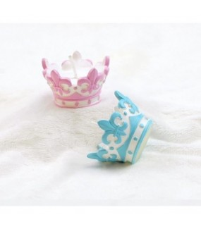 Baby Shower Smokeless Crown (BABY PINK OR BABY BLUE)