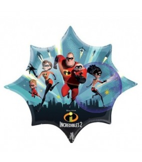 Incredibles Foil Large Balloon