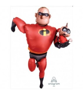 MR INCREDIBLE & JACK JACK...