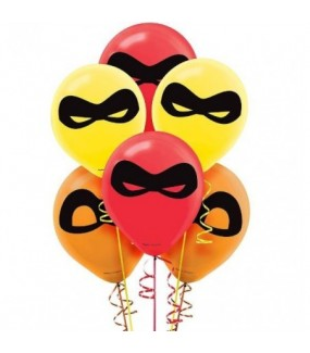 Incredibles Balloons