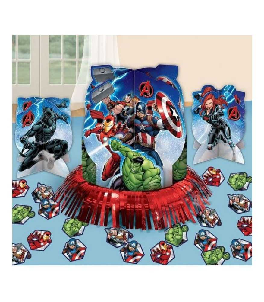 Avengers Epic Table Decorating Kit