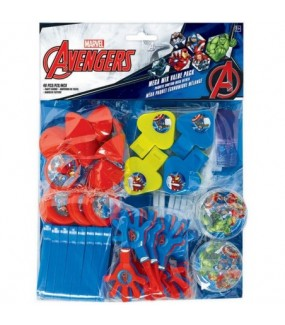 Avengers Epic Mega Mix Value Pack