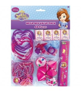 Sofia The First Mega Mix Value Pack