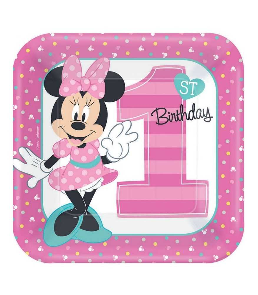 Minnie Mouse - Fun to Be One Dinner Plates