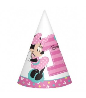 Minnie Mouse - Fun to Be One Party Hats