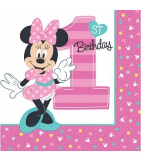 Minnie Mouse - Fun to Be One Lunch Napkins