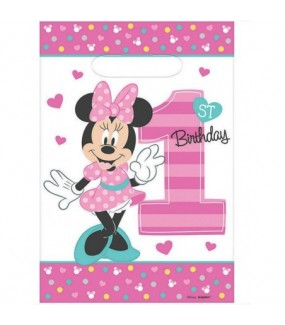 Minnie Mouse - Fun to Be One Loot Bags