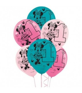 Minnie Mouse - Fun to Be One Balloons