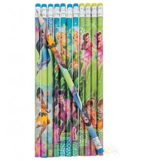 Tinkerbell Pencil Favours