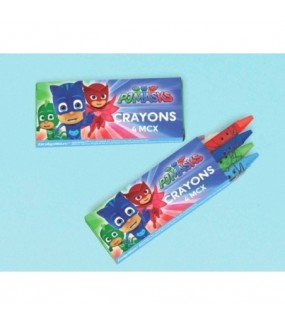 Pj Masks Crayon Favour