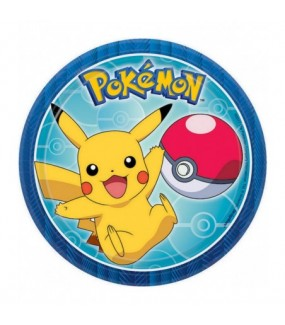 Pokemon Lunch Plates
