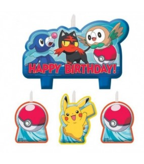 Pokemon Candles