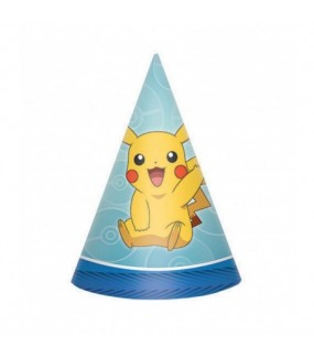 Pokemon Cone Hats