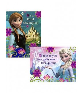 INVITATIONS / THANKYOU PACK