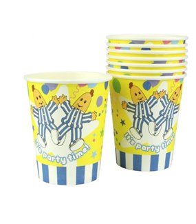 Bananas in Pyjamas Plastic Cups
