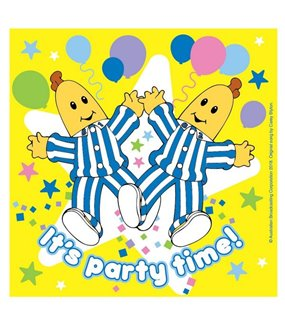 Bananas in Pyjamas Lunch Napkins