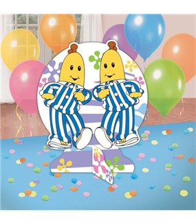 Bananas in Pyjamas Table Decoration