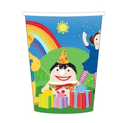 Play School Plastic Cups