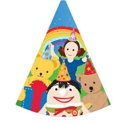 Play School Paper Cone Hats
