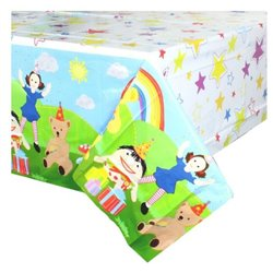 Play School Plas TableCover