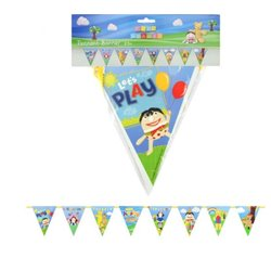 Play School Flag Pnt Bnr