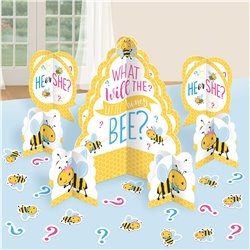 What Will it Bee? Table Centrepiece Cardboard Decorating Kit