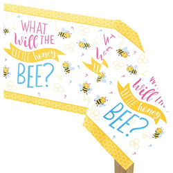 What Will it Bee? Paper Tablecover