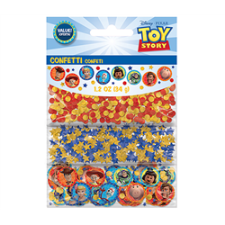 TOY STORY 4 CONFETTI VALUE PACK