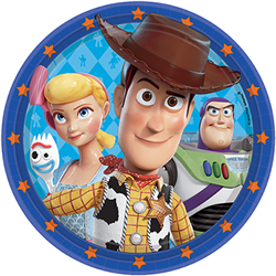 TOY STORY 4 DINNER PLATES