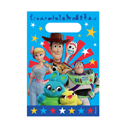 TOY STORY 4 LOOT BAGS