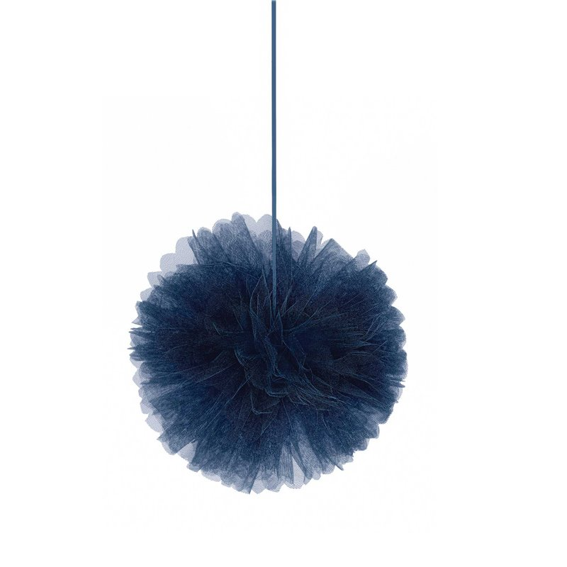 DELUXE FLUFFY TULLE HANGING DECORATIONS