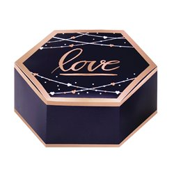 FAVOR BOXES HOT STAMPED