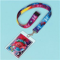 ID LANYARDS WITH CARD HOLDER