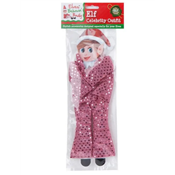 ELF SEQUIN CELEBRITY OUTFIT (PINK)