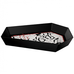 COFFIN SHAPED MELAMINE BOWL