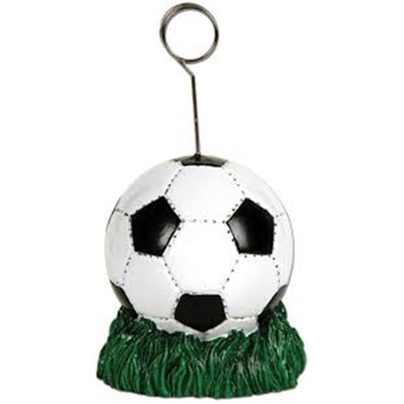 SOCCER WEIGHT & PHOTO HOLDER