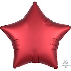 SANGRIA STAR FOIL BALLOON