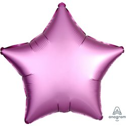 FLAMINGO STAR FOIL BALLOON