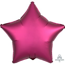 POMEGRANITE STAR FOIL BALLOON