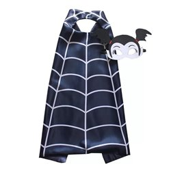 CAPE & MASK SET (VAMPIRINA)