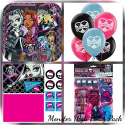 MOSTER HIGH PARTY PACK 2