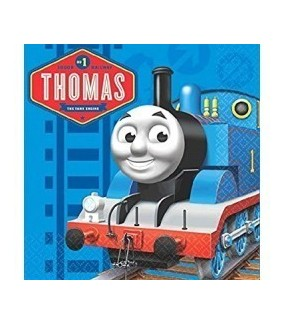 Thomas The Tank Engine Beverage Napkins