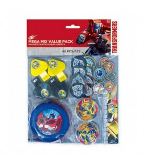 Transformers Mega Mix Value pack