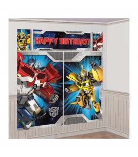 Transformers Wall Decorating Kit