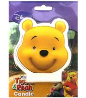 Winnie The Pooh Candle